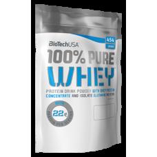 Протеин BioTech 100% Pure Whey 454 г