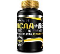 Аминокислоты BioTech USA BCAA+B6 340 таб