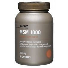 GNC MSM 1000 90 капс