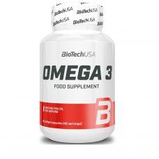Жирные кислоты BioTech USA Omega 3 90 капс