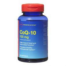 GNC CoQ-10 100 mg 30 капс