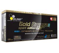 Olimp Gold Omega-3 SPORT 120 капс