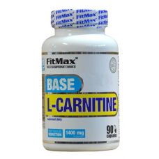 Жиросжигатель FitMax Base L-Carnitine 90 капс