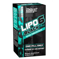 Nutrex Lipo 6 Black Hers Ultra Concentrate 120 капс