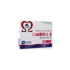 Olimp Omega 3 (45%) vit E 120 капс