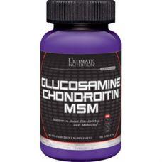 Ultimate Glucosamin Chondroitin MSM 90 tab