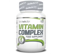 BioTech USA Vitamin Complex 60 таб