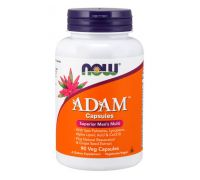 NOW ADAM 90 veg capsules