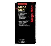 GNC Mega Men 180 капс