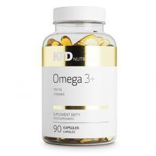 Жирные кислоты KFD Omega 3+ 90 капс