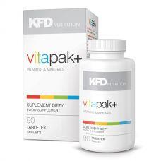 Витамины KFD VitaPak+ 90 таб