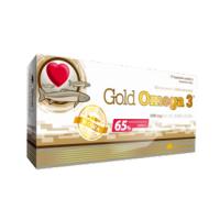 Olimp Gold Omega-3 (65%) 60 капс