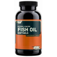 Optimum Fish Oil Softgels 200 Softgels (уценка)
