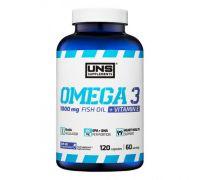 UNS Omega 3 120 caps
