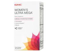 GNC Women's Ultra Mega 180 капс