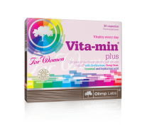 OLIMP Vita-min Plus for woman 30 капс