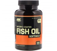 Optimum Fish Oil Softgels 100 Softgels