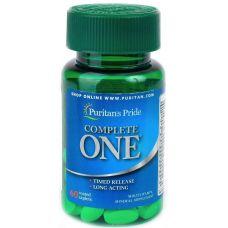 Витамины Puritan's Pride Complete ONE 180 капс