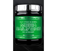 Scitec Mega Daily One Plus 120 капс