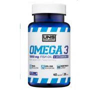 UNS Omega 3 40 caps