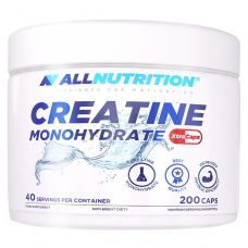 Креатин All Nutrition Creatine Monohydrate Xtra caps 200 caps