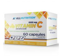 All Nutrition Vitamin C 1000 mg + Bioflavonoids 60 caps