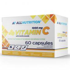 Витамины AllNutrition Vitamin C 1000 mg + Bioflavonoids 60 caps