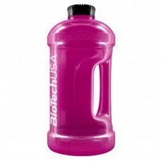 Бутылка для воды BioTech Gallon 2200 мл (розовая)