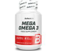 BioTech USA Mega Omega 3 90 капс