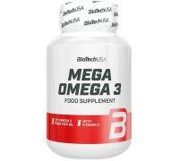 BioTech USA Mega Omega 3 180 капс