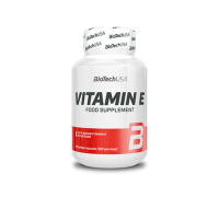 BioTech USA Vitamin E 100 таб