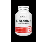 BioTech USA Vitamin E 100 таб
