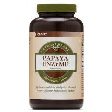 GNC Papaya Enzyme 600 таб