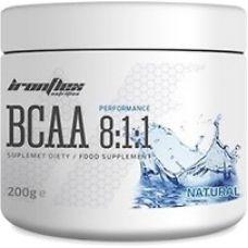 Аминокислота IronFlex BCAA 8-1-1 200 г