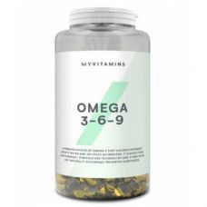 MyProtein Omega 3-6-9 120 капс