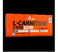 OLIMP L-Carnitine 1500 Extreme Mega Caps 120 капс