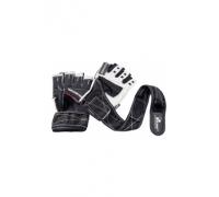 OLIMP Training gloves Hardcore COMPETITION Wrist Wrap (белый цвет)