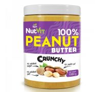 Ostrovit NutVit 100% Peanut  Butter 1000 г