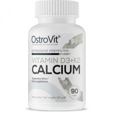 Ostrovit Vitamin d3+k2 Calcium 90 таб