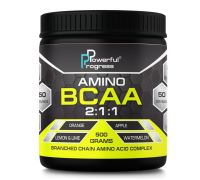 Powerful Progress Amino BCAA 2:1:1 500 g