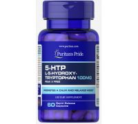 Puritan's Pride 5-HTP 100 mg 60 капсул