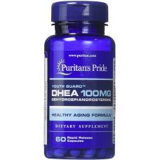 Puritan's Pride DHEA 100 mg 60 caps