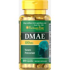 Витамины Puritan's Pride DMAE 100 mg 100 caps