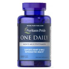 Витамины Puritan's Pride One Daily Men's Multivitamin 100 tab