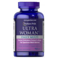 Puritan's Pride Ultra Woman Daily Multi 90 caplets