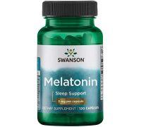 Swanson Melatonin 3 mg 120 caps