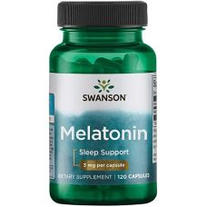 Swanson Melatonin 3 mg 120 caps
