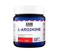 UNS L-Arginine 200 г