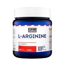 Аминокислота UNS L-Arginine 200 г