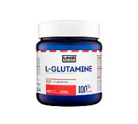 UNS L-Glutamine 200 г